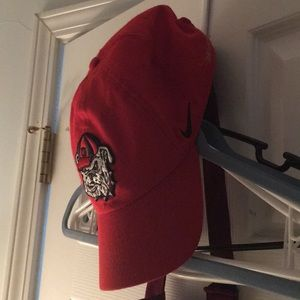 Nike dri fit Georgia bulldogs hat